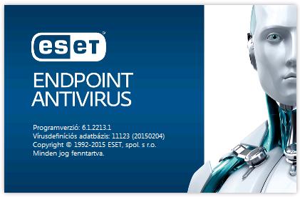 ESET Endpoint antivirus, vírusirtó, NOD32 vírusirtó, vírusvédelem